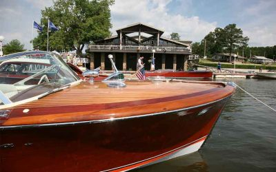 Mahogany & Chrome Boat Show, Sept 5 – 7, 2019