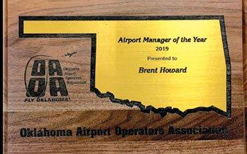 Congratulations, Brent Howard