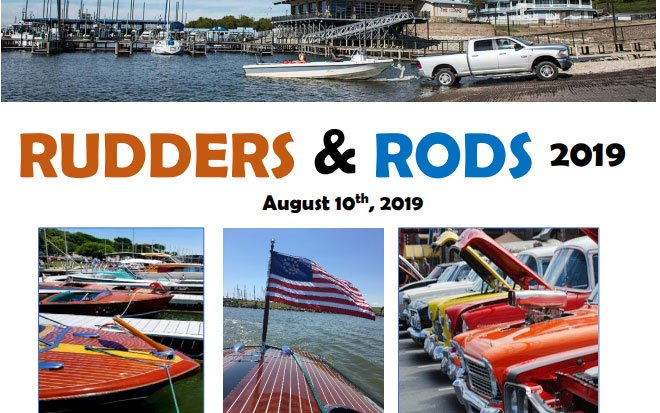 Invitation to Rudders & Rods 2019