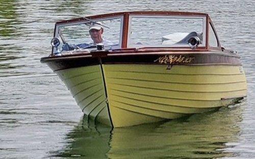 1960 Thompson Lancer Restoration
