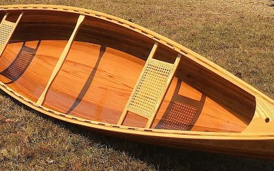 For Sale: Brand New Canoe