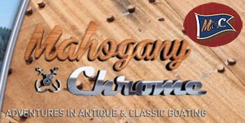 Mahogany & Chrome YouTube Channel