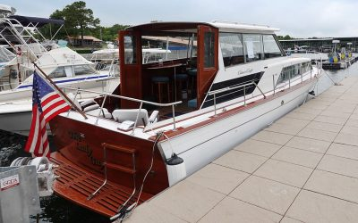 1964 Chris Craft Constellation
