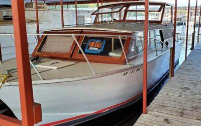 1965 Broadwater Cruiser